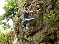 Klettern, Naturpark Papuk