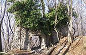 Naturpark Papuk, Ruine Orsulic