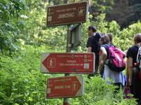 Wandern, Naturpark Papuk