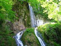 Wasserfall Skakavac, Naturpark Papuk