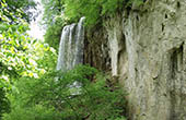 Wasserfall, Naturppark Papuk