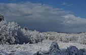 Winter, Naturpark Papuk