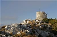 Naturpark Ucka - Aussichtsturm Gipfel Vojak