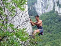 Naturpark Ucka - Freeclimbing