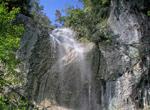 Naturpark Ucka - Wasserfall Lovranska Draga