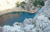 Bucht Zavratnica, Velebit