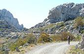 Fahrradtour im Naturpark Velebit
