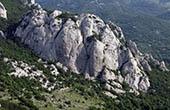 Karstlandschaft, Naturpark Velebit
