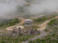 Historische Straßen im Naturpark Velebit