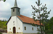 Kirche Hl. Maria von Krasno, Velebit