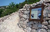 Lehrpfad Starigrad - Senj, Velebit