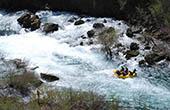 Rafting im Naturpark Velebit