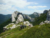 Wandern im Naturpark Velebit