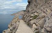 Wanderweg Zavratnica, Velebit