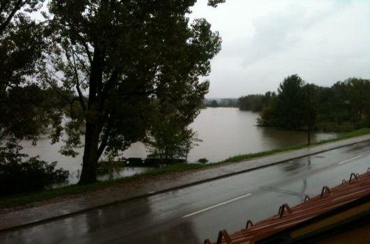 Hochwasser Karlovac 2014