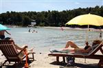 Relaxen am Strand Buzakovina