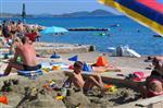 Der Sandstrand Strand Janice 1