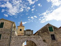 Pirovac, alter Stadtkern