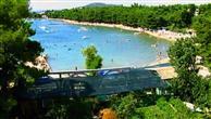 Strand in Pirovac