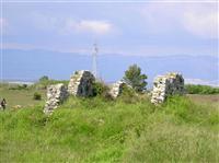 Überreste der Kirche der Hl. Kata