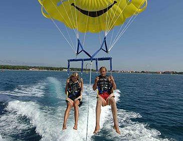 Sport- und Freizeitmöglichkeiten in der Ferienanlage Zaton
