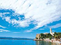Bol, Insel Brac, Dalmatien, Kroatien