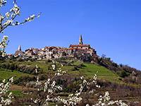 Buje - Istrien, Kroatien