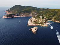 Insel Bisevo