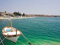 Die Insel Ciovo direkt bei Trogir