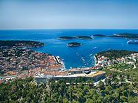 Insel Hvar - Dalmatien, Kroatien