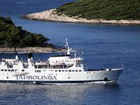 Fährverbindungen zur Insel Hvar