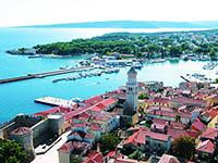 Insel Krk, Kvarner Bucht, Kroatien