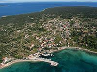 Die ruhige Insel Olib