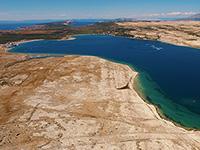 Insel Pag, Dalmatien, Kroatien