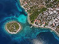 Insel Pasman, Dalmatien