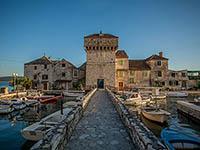 Kastela - Dalmatien, Kroatien