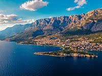 Riviera von Makarska