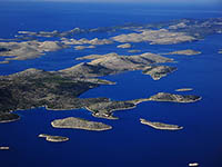 Nationalpark Kornati, Dalmatien