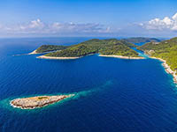 Der Nationalpark Mljet