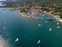Nerezine - Insel Losinj, Kvarner Bucht, Kroatien