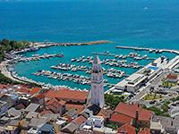Novi Vinodolski - Kvarner Bucht, Kroatien