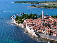 Novigrad - Istrien, Kroatien
