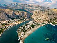 Omis - Zwischen Split und Makarska