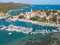 Osor, Kvarner Bucht, Kroatien