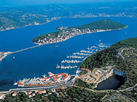 Rogoznica - Dalmatien, Kroatien