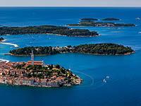 Rovinj - Istrien, Kroatien