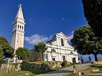 Kirche Sveti Eufemija Rovinj