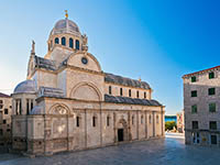 Sehenwürdigkeiten Dalmatien