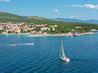 Selce - Kvarner Bucht, Kroatien