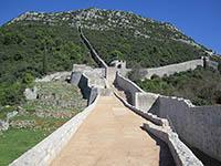 Festungsmauer Ston